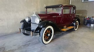 1928 Buick Master Maroon 3 Speed Manual Coupe.