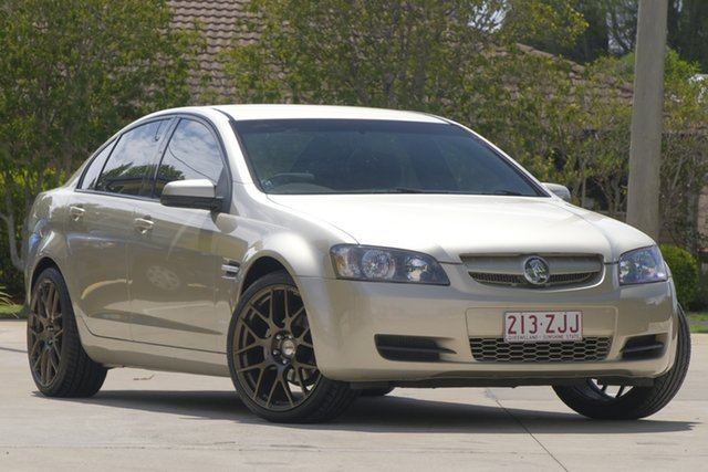 Used Holden Commodore VE MY10 Omega, 2010 Holden Commodore VE MY10 Omega Gold 6 Speed Sports Automatic Sedan