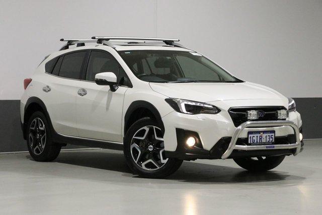 Used Subaru XV MY18 2.0I-S, 2017 Subaru XV MY18 2.0I-S Pearl White Continuous Variable Wagon
