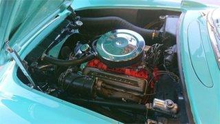 1956 Chevrolet Corvette C1 Cascade Green 3 Speed Manual Convertible