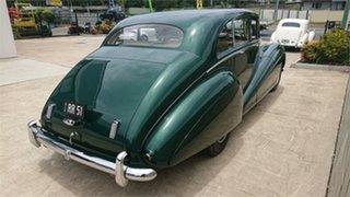 1951 Rolls-Royce SILVER WRAITH PARKWARD Green 4 Speed Manual Sedan