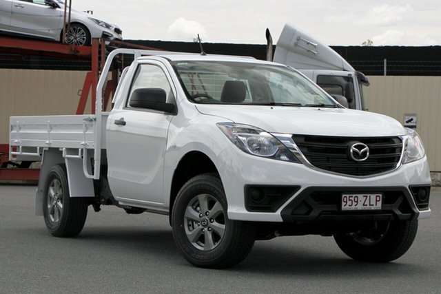 Demo Mazda BT-50 UR0YG1 XT, BT-50 U 6AUTO 3.2L SINGLE C/CH XT 4X4
