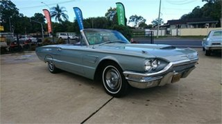 1965 Ford Thunderbird 3 Speed Automatic Convertible.