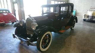 1928 Buick Master Maroon 3 Speed Manual Coupe