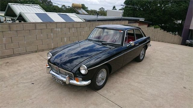 Used MG MGB Mk 2 GT, 1969 MG MGB Mk 2 SPORTS MK II GT Black 4 Speed Manual + O/Drive Coupe