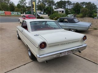 1965 Ford Falcon XP Deluxe White 5 Speed Manual Hardtop