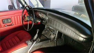 1969 MG MGB Mk 2 SPORTS MK II GT Black 4 Speed Manual + O/Drive Coupe