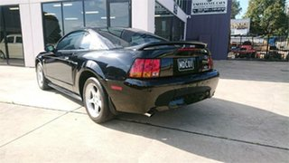 2001 Ford Mustang Cobra Black 5 Speed Manual Coupe.