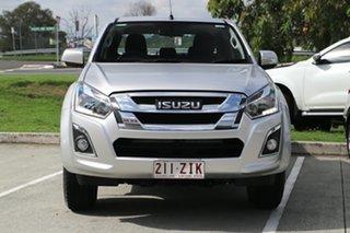 2019 Isuzu D-MAX MY19 LS-M Crew Cab Titanium Silver 6 Speed Sports Automatic Utility