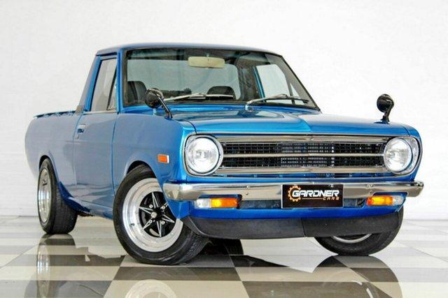 Used Datsun 1200  , 1971 Datsun 1200 Blue 4 Speed Manual Pickup