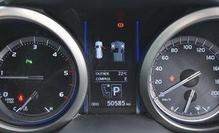 2017 Toyota Landcruiser Prado GDJ150R VX White 6 Speed Sports Automatic Wagon.