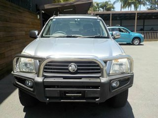2005 Holden Rodeo RA MY05.5 LT Crew Cab Silver 4 Speed Automatic Utility