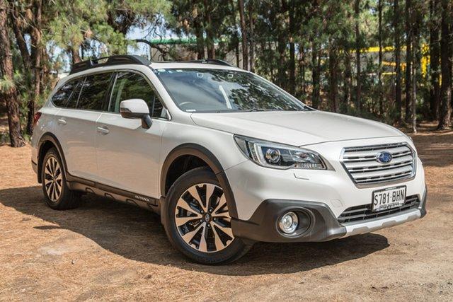 Used Subaru Outback B6A MY15 2.5i CVT AWD Premium, 2015 Subaru Outback B6A MY15 2.5i CVT AWD Premium White 6 Speed Constant Variable Wagon