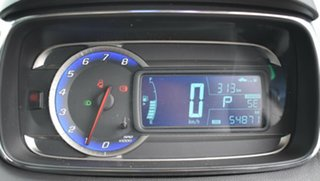 2014 Holden Trax TJ MY14 LTZ Silver 6 Speed Automatic Wagon.