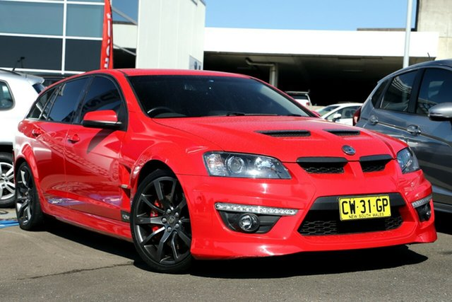 Used Holden Special Vehicles ClubSport E Series 3 MY12 R8 Tourer, 2012 Holden Special Vehicles ClubSport E Series 3 MY12 R8 Tourer Red 6 Speed Sports Automatic Wagon