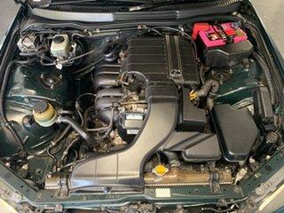 1999 Lexus IS200 GXE10R Sports Luxury Green 4 Speed Automatic Sedan