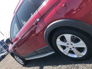 2014 Holden Captiva CG MY14 7 LTZ (AWD) Red 6 Speed Automatic Wagon