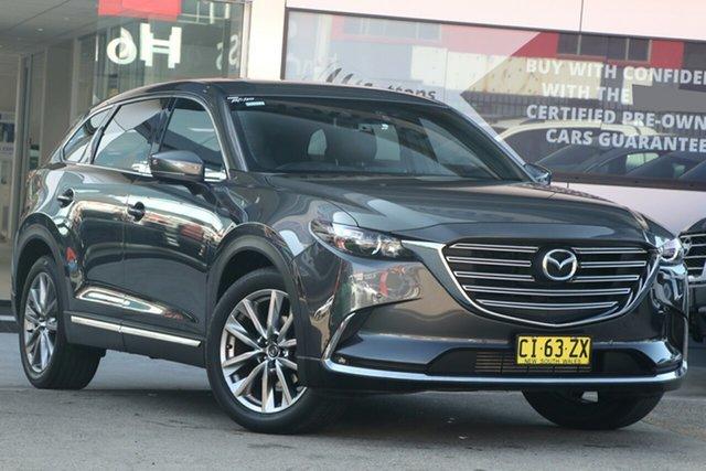 Used Mazda CX-9 MY16 GT (FWD), 2016 Mazda CX-9 MY16 GT (FWD) Grey 6 Speed Automatic Wagon