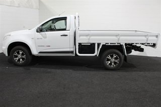 2013 Holden Colorado RG MY13 DX Summit White 5 Speed Manual Cab Chassis