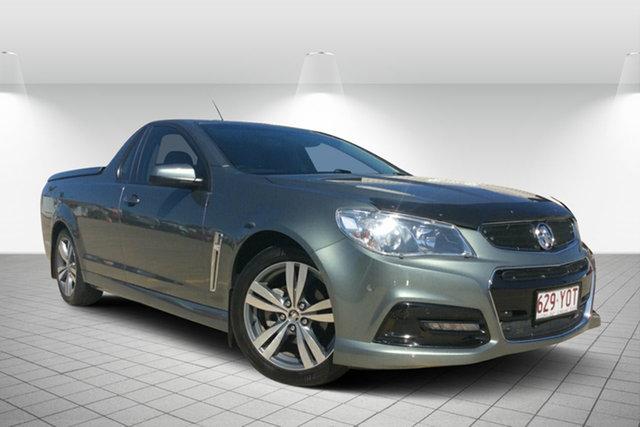 Used Holden Ute VF II MY16 SV6 Ute, 2015 Holden Ute VF II MY16 SV6 Ute Grey 6 Speed Sports Automatic Utility