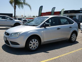 2008 Ford Focus LT CL Silver 5 Speed Manual Hatchback