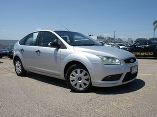 2008 Ford Focus LT CL Silver 5 Speed Manual Hatchback.