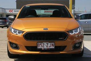 2015 Ford Falcon FG X XR6 Turbo Orange 6 Speed Sports Automatic Sedan