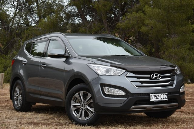 Used Hyundai Santa Fe DM2 MY15 Active, 2015 Hyundai Santa Fe DM2 MY15 Active Grey 6 Speed Manual Wagon