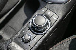 2015 Mazda 2 DJ2HA6 Genki SKYACTIV-MT Silver 6 Speed Manual Hatchback