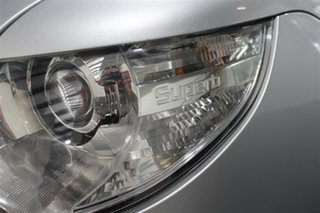 2011 Skoda Superb 3T MY12 Ambition DSG 118TSI Silver 7 Speed Sports Automatic Dual Clutch Wagon