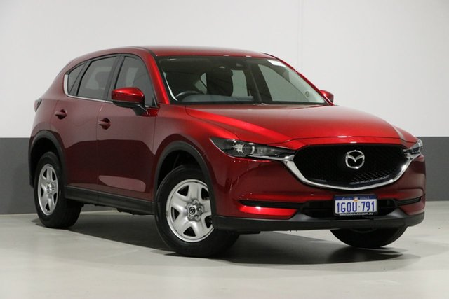 Used Mazda CX-5 MY18 (KF Series 2) Maxx (4x2), 2018 Mazda CX-5 MY18 (KF Series 2) Maxx (4x2) Red 6 Speed Automatic Wagon