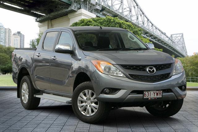 Used Mazda BT-50 UP0YF1 XTR, 2014 Mazda BT-50 UP0YF1 XTR Grey 6 Speed Sports Automatic Utility