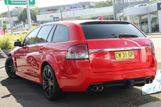 2012 Holden Special Vehicles ClubSport E Series 3 MY12 R8 Tourer Red 6 Speed Sports Automatic Wagon.