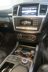 2012 Mercedes-Benz M-Class W166 ML63 AMG SPEEDSHIFT DCT Grey 7 Speed Sports Automatic Dual Clutch