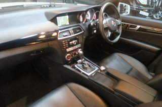 2014 Mercedes-Benz C-Class W204 MY14 C200 Estate 7G-Tronic + Avantgarde White 7 Speed