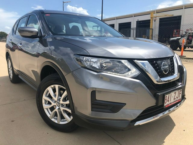 Used Nissan X-Trail T32 Series II ST X-tronic 2WD, 2018 Nissan X-Trail T32 Series II ST X-tronic 2WD Grey 7 Speed Constant Variable Wagon