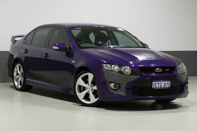Used FPV GT FG , 2009 FPV GT FG Purple 6 Speed Auto Seq Sportshift Sedan
