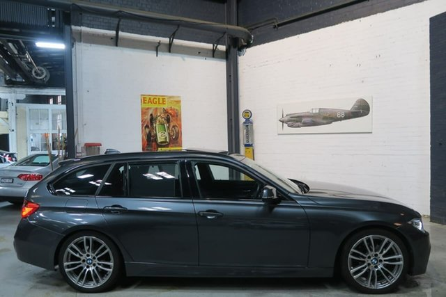 Used BMW 320i F31 MY0813 Touring, 2013 BMW 320i F31 MY0813 Touring Grey 8 Speed Sports Automatic Wagon