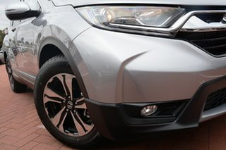 2019 Honda CR-V RW MY20 VTi FWD Lunar Silver 1 Speed Constant Variable Wagon.