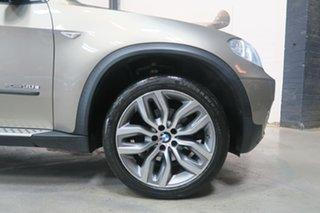 2012 BMW X5 E70 MY12.5 xDrive30d Steptronic Bronze 8 Speed Sports Automatic Wagon.