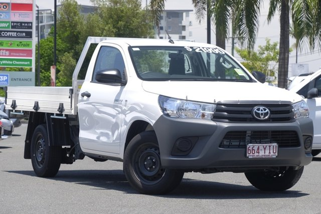 Demo Toyota Hilux  , Workmate Manual