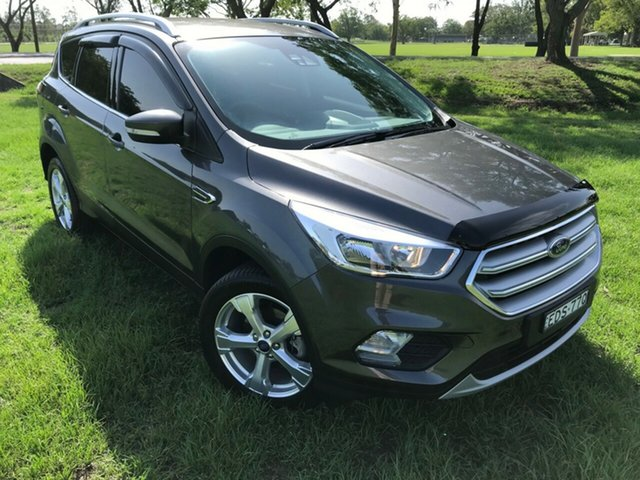 Used Ford Escape ZG 2019.25MY Trend 2WD, 2019 Ford Escape ZG 2019.25MY Trend 2WD Grey 6 Speed Sports Automatic Wagon