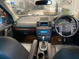 2007 Land Rover Freelander 2 LF Td4 HSE Black 6 Speed Sports Automatic Wagon