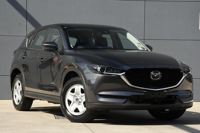 New Mazda CX-5 KF2W7A Maxx SKYACTIV-Drive FWD, 2019 Mazda CX-5 KF2W7A Maxx SKYACTIV-Drive FWD Machine Grey 6 Speed Sports Automatic Wagon