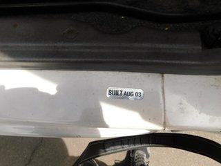 2003 Kia Pregio CT White 5 Speed Manual Van