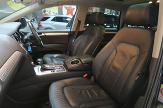 2014 Audi Q7 4L MY15 TDI Tiptronic Quattro Sport Blue 8 Speed Sports Automatic Wagon