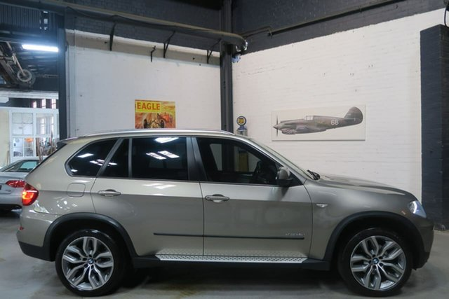 Used BMW X5 E70 MY12.5 xDrive30d Steptronic, 2012 BMW X5 E70 MY12.5 xDrive30d Steptronic Bronze 8 Speed Sports Automatic Wagon