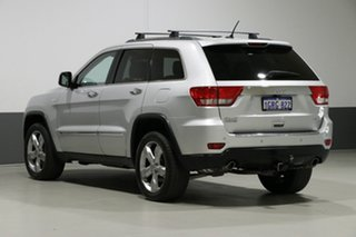 2012 Jeep Grand Cherokee WK MY12 Limited (4x4) Silver 5 Speed Automatic Wagon