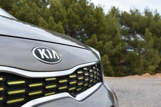 2019 Kia Picanto JA MY19 X-Line Titanium Silver 4 Speed Automatic Hatchback.