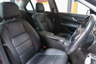 2011 Mercedes-Benz C-Class W204 MY11 C250 CDI BlueEFFICIENCY 7G-Tronic Avantgarde Black 7 Speed